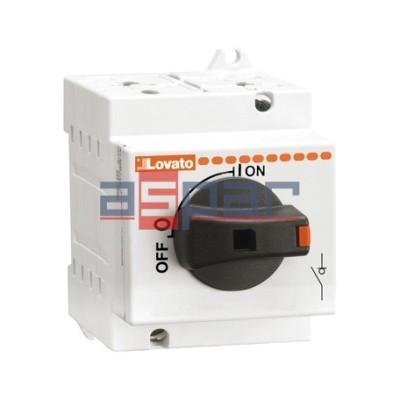 GD032AT3 - Rozłącznik izolacyjny do aplikacji PV, DC21B: 32A przy 1000VDC