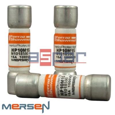 HP10M25 - Bezpiecznik cylindryczny, typu gPV, 1000 VDC 25A
