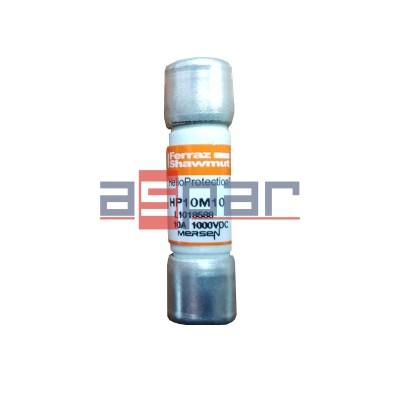 HP10M10 - Bezpiecznik cylindryczny, typu gPV, 1000 VDC 10A