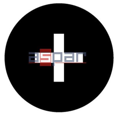 """Wkładka przycisku, płaska, czarna z symbolem """" + """", M22-XD-S-X4, 218170"""