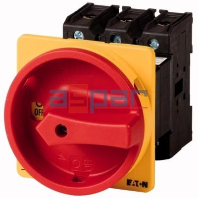 P3-100/V/SVB - rozłącznik 3-fazowy, 0-1, 100A, 088558