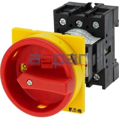 P1-25/V/SVB - rozłącznik 3-fazowy, 0-1, 25A, 055335