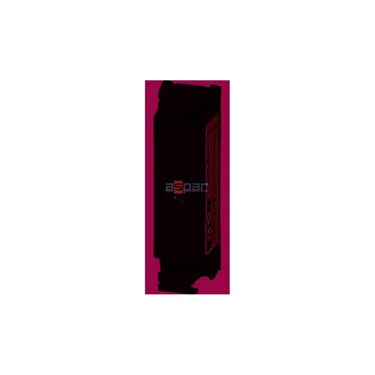 Dioda LED płaska, zielona, M22-FLED-G, 180798