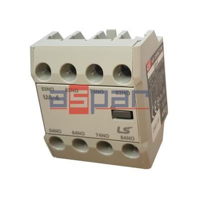 UA-4 4a - styki pomocnicze przednie