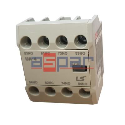 UA-4 3a1b - styki pomocnicze przednie