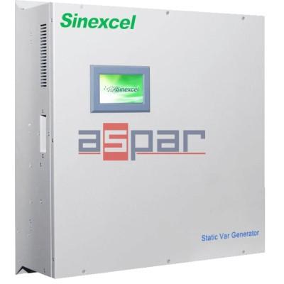 SVG 100 - kompensator aktywny 100kVAr naścienny