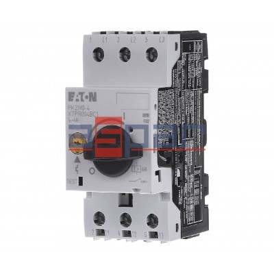 PKZM0-4 072737 1,5kW 2.5-4A