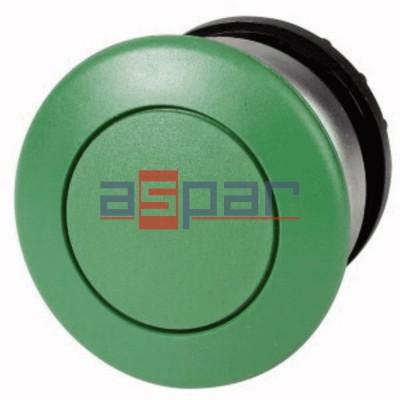 M22-DP-G, 216716, przycisk grzybkowy z samopowrotem, zielony