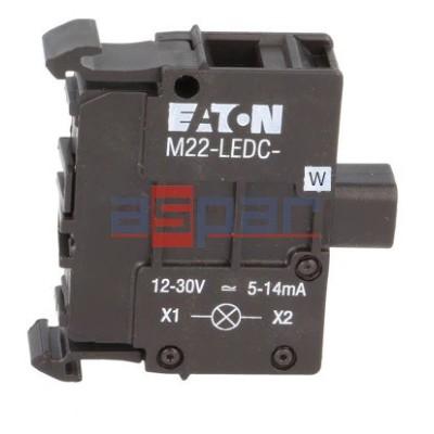 M22-LEDC-W, 216560, dioda LED, biała