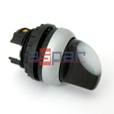 M22-WLK3-W, 216833, napęd przełącznika 1-0-2, z samopowrotem