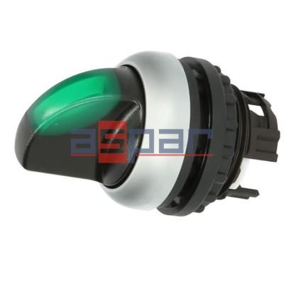 M22-WRLK3-G, 216847, napęd przełącznika 1-0-2, stabilny