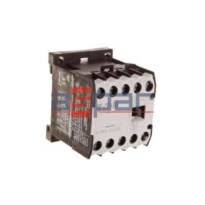 DILEM12-01-G-EA(24VDC), 189990, stycznik mocy, 12A, 3P, 24VDC