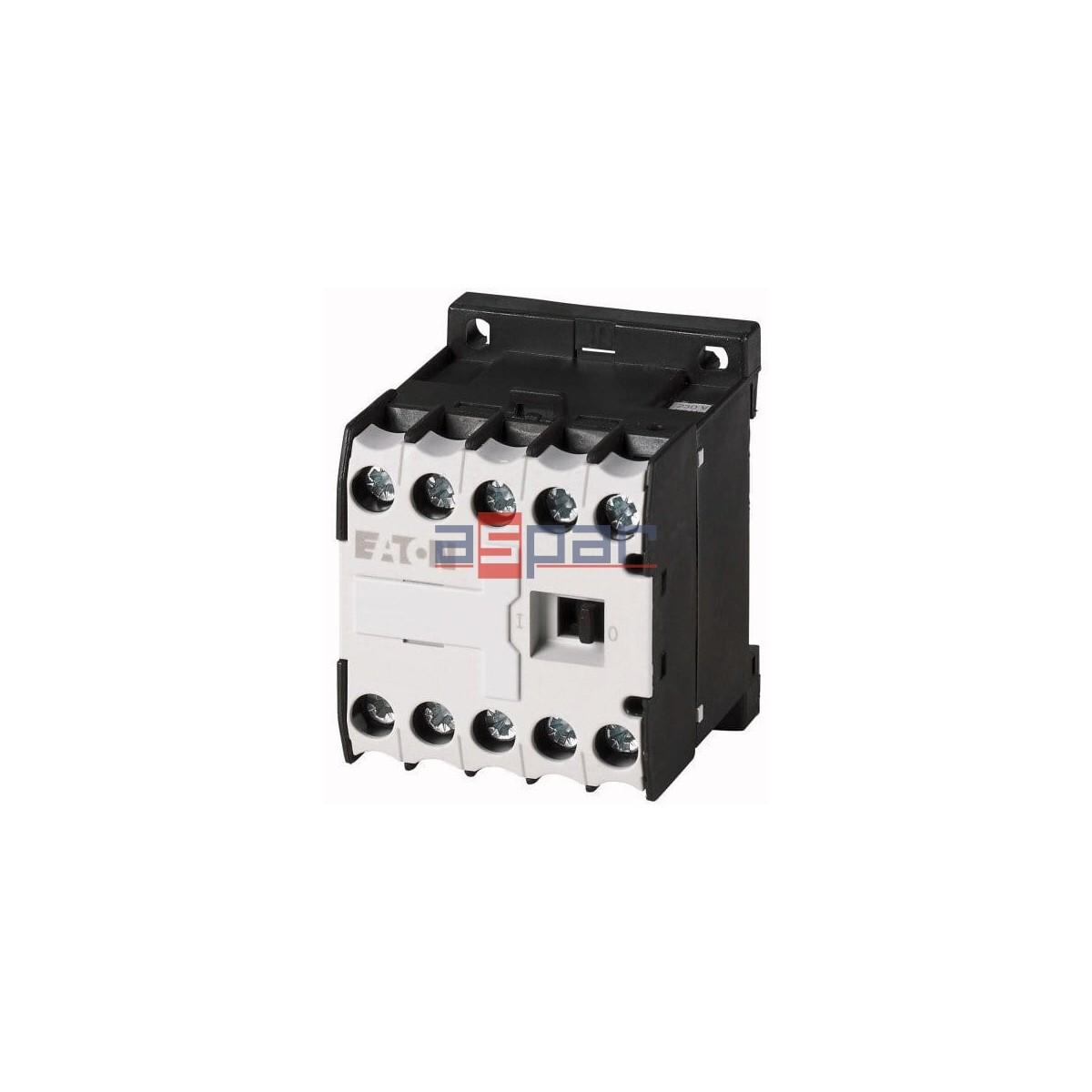 DILER-22-G(24VDC), 010042, stycznik pomocniczy, 3A, 2NO+2NC, 24VDC