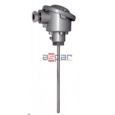 TTP551 - Termoelektryczny czujnik głowicowy