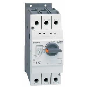 LS, LSIS, wyłącznik silnikowy, termik, MMS-63S, MMS