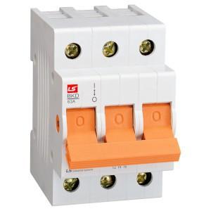 Rozłączniki izolacyjne BKD