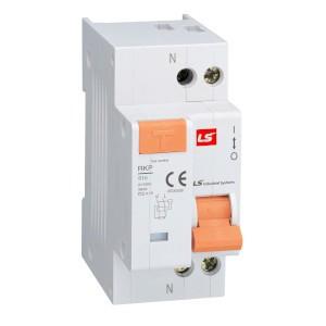 Wyłącznik nadprądowy z członem róznicowym, LS, LSIS RKP 1P+N